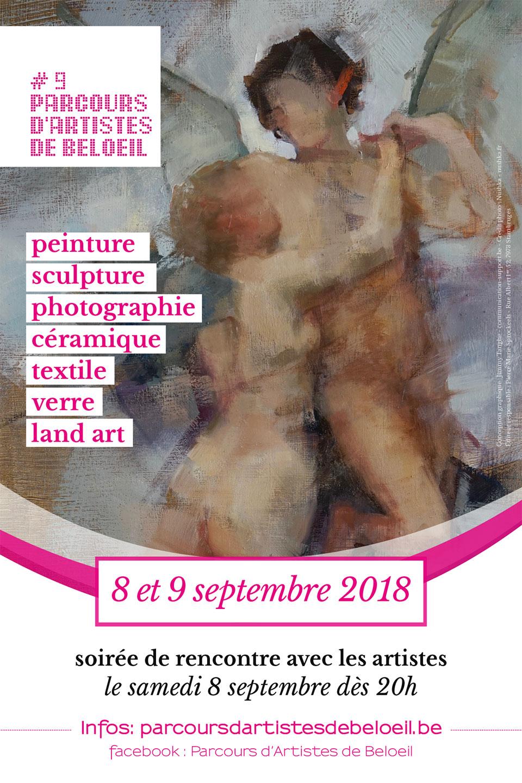 parcours artistes de beloeil 2018